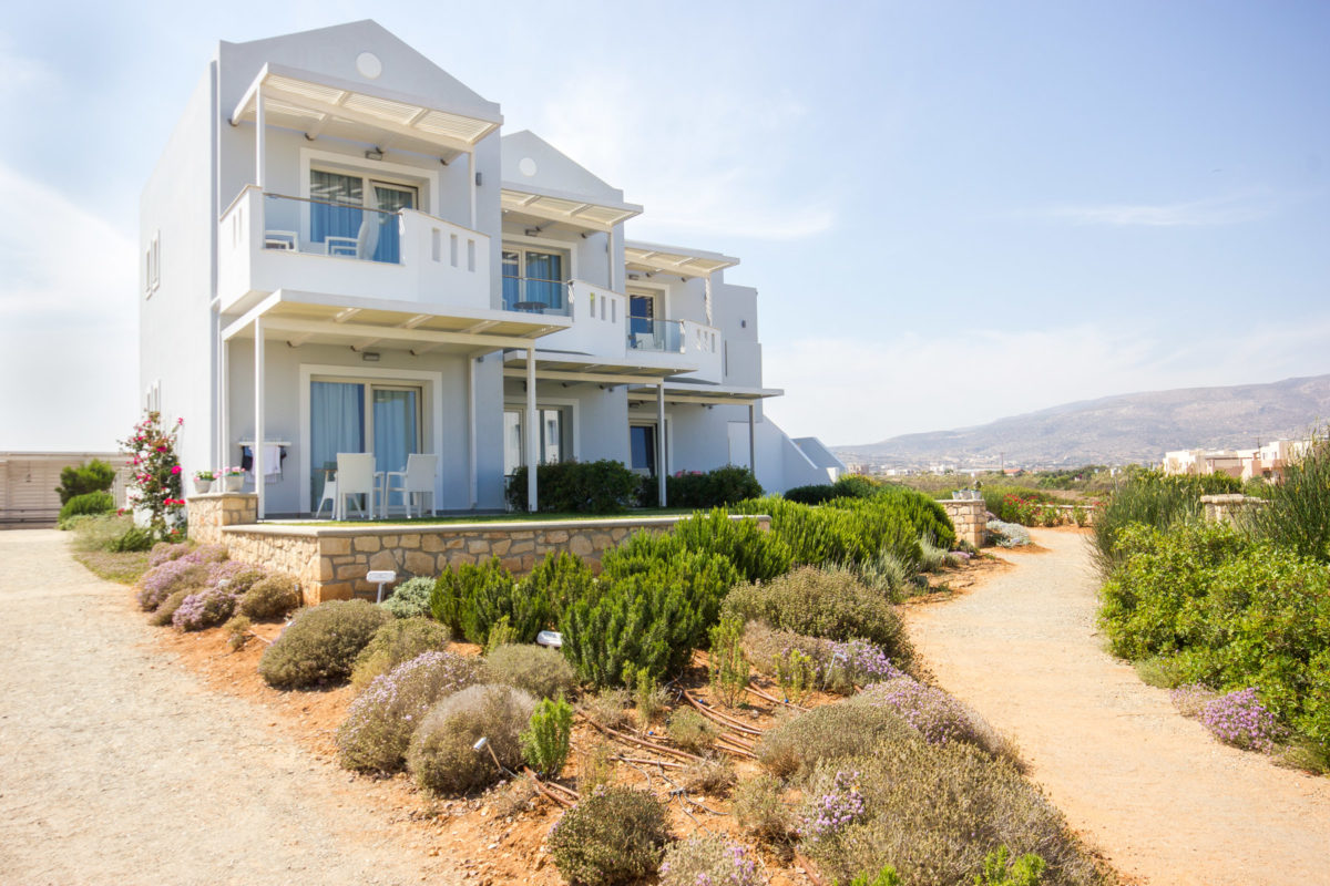 Thalassa Suites in Karpathos  Windsurfer's Paradise as a prize!!