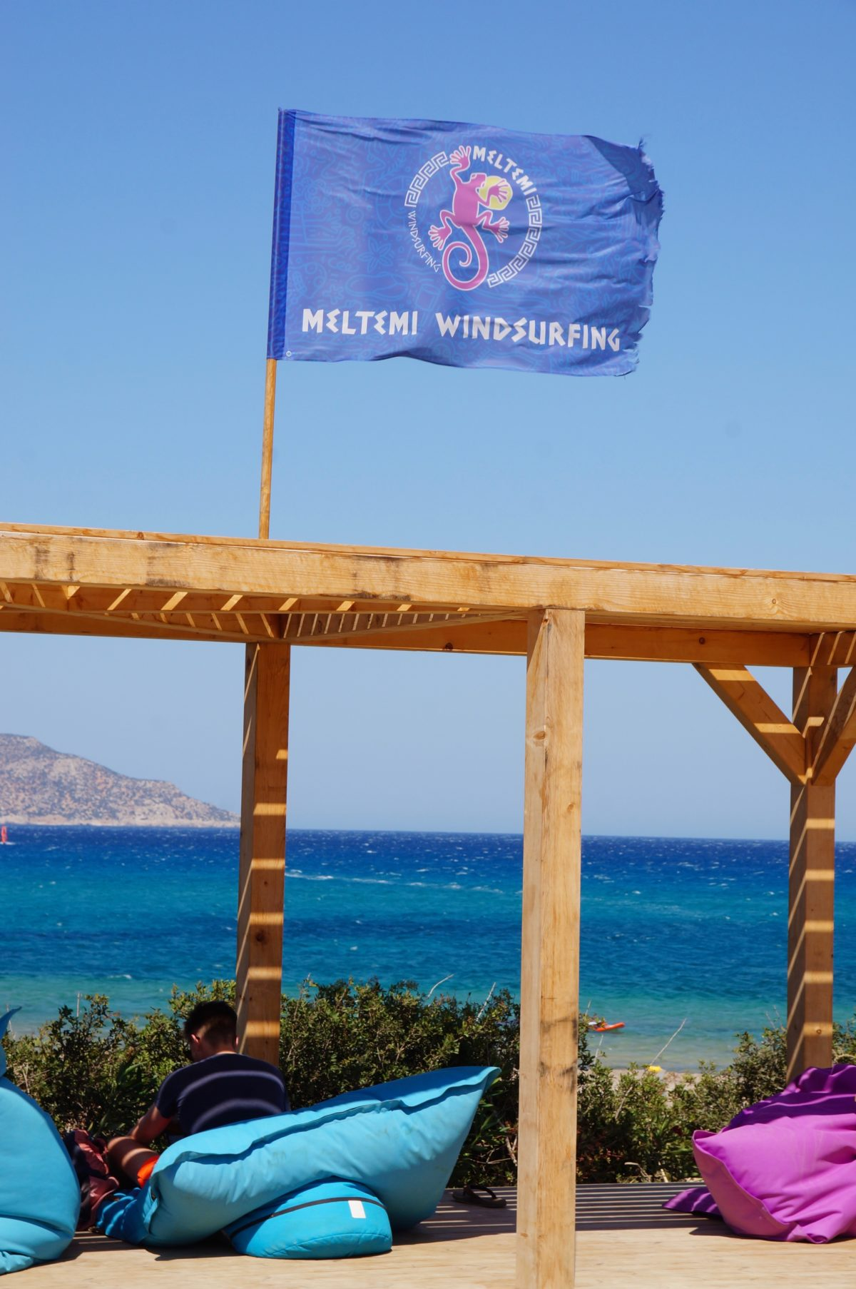 New Meltemi Windsurfing Station in Karpathos